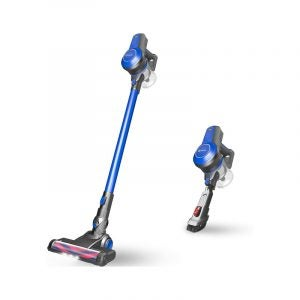 The Best Cordless Vacuums for Pet Hair Option: NEQUARE Cordless Vacuum Cleaner 18KPa Pet Hair Eraser