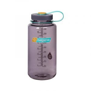 The Best Reusable Water Bottle Option: Nalgene Tritan Wide Mouth BPA-Free Water Bottle
