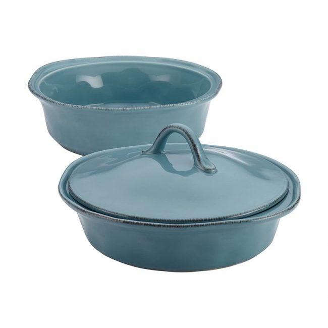 The Best Casserole Dish Option: Rachael Ray Cucina Casserole Set