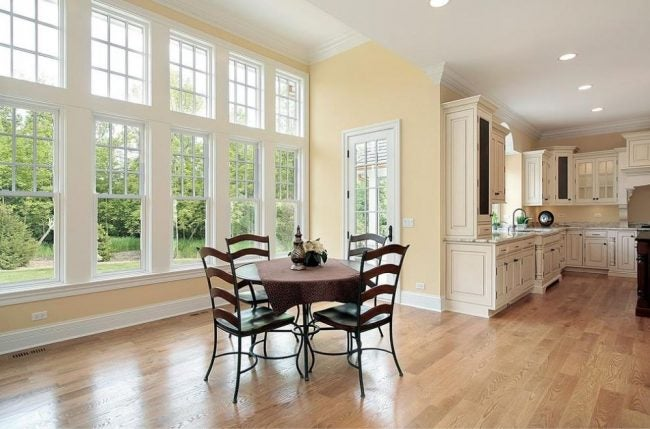 The Single Hung Vs Double Hung Windows Option