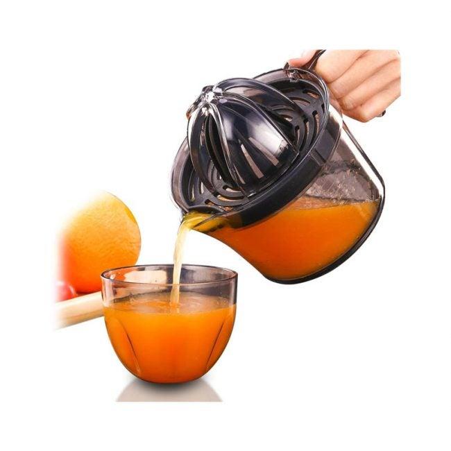 The Best Manual Juicer Option: Sunhanny Orange Lemon Manual Hand Squeezer