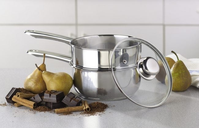 The Best Double Boiler Options