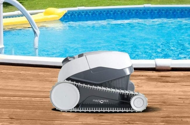 The Best Robotic Pool Cleaners Option