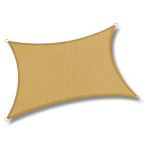 The Best Shade Sail Option: LOVE STORY 12' x 16' Rectangle UV Block Awning