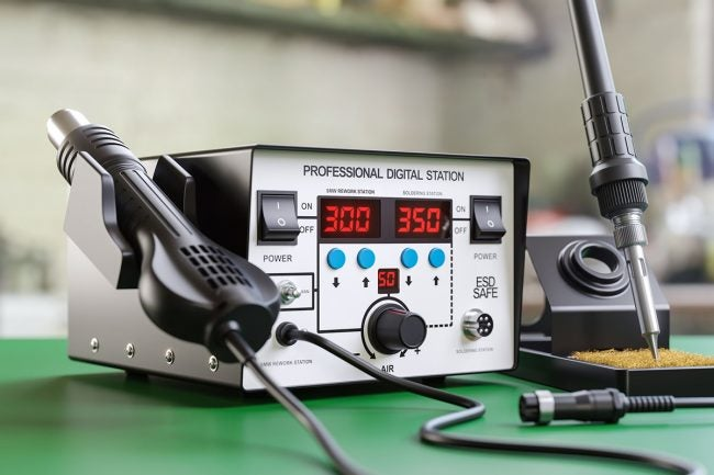 The Best Soldering Station Options