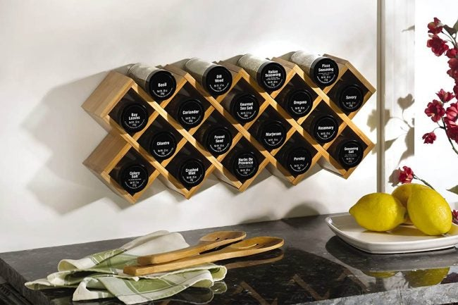 The Best Spice Rack Options