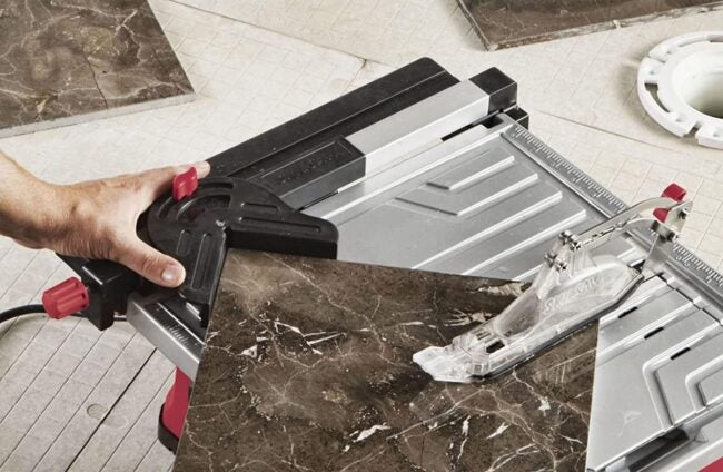 The Best Tile Saw Options