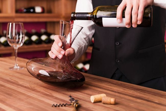 The Best Wine Decanter Options