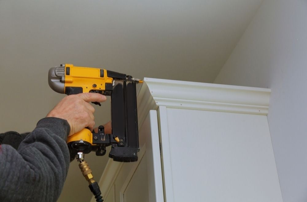 The Best Brad Nailer For Your Trim Or Molding Project Bob Vila