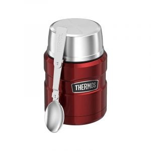 The Best Food Thermos Option: Thermos King Vacuum Insulated Food Jar