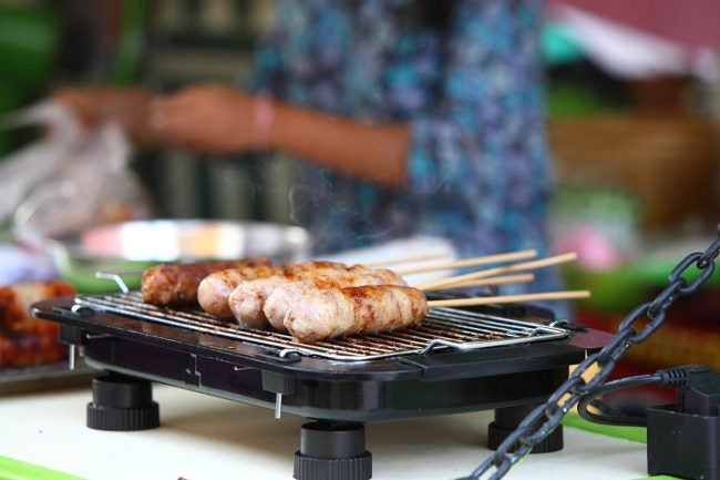 Types of Grill: Electric Grill