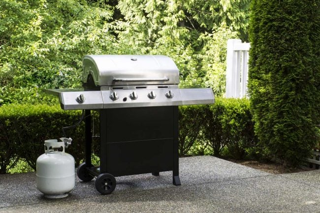 Types of Grills: Gas Grill