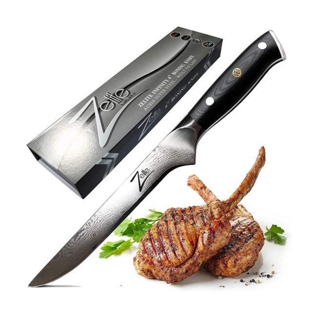 The Best Boning Knife Option: Zelite Infinity Boning Knife 6 Inch