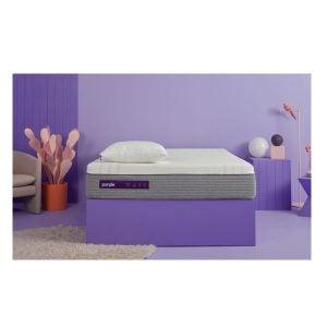 最佳混合床垫选项: The Purple Hybrid Mattress