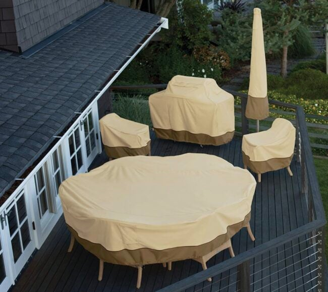The Best Outdoor Furniture Covers