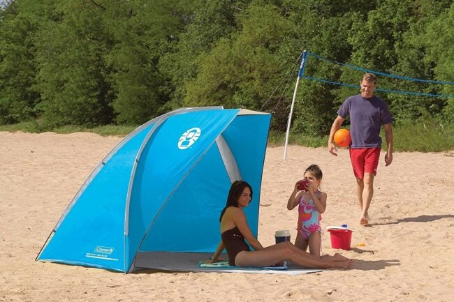 The Best Beach Tent Options on Amazon