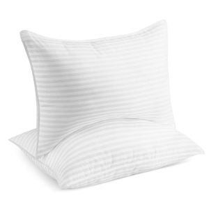 Best Bed Pillows Options: Beckham Hotel Collection Gel Pillow