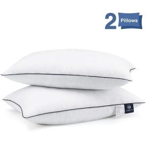 Best Bed Pillows Options: Bed Pillows for Sleeping 2 Pack, Hypoallergenic Pillow