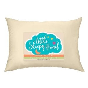 Best Bed Pillows Options: Little Sleepy Head Youth Pillow