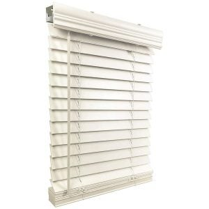 """The Best Blinds Option: US Window And Floor 2"""" Faux Wood Cordless Blinds"""