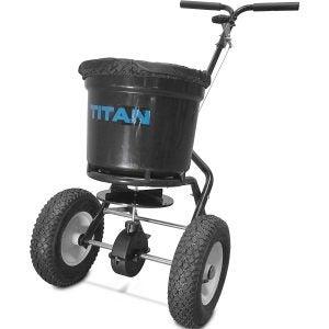 Best Fertilizer Spreader Titan