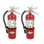 Best Fire Extinguishers Options: Amerex B500, 5lb ABC Dry Chemical Class A B C Fire Extinguisher