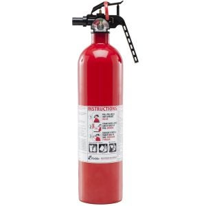 Best Fire Extinguishers Options: Kidde FA110 Multi Purpose Fire Extinguisher, 3-Pack