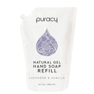 Best Hand Soap Options: Puracy Natural Gel Hand Soap Refill