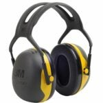 The Best Hearing Protection Option: 3M Peltor X2A Over-the-Head Ear Muffs
