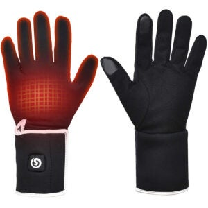 Best Heated Gloves Options: Heated Glove Liners for Men Women