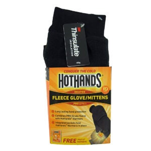 Best Heated Gloves Options: HotHands Heated Fleece Glove