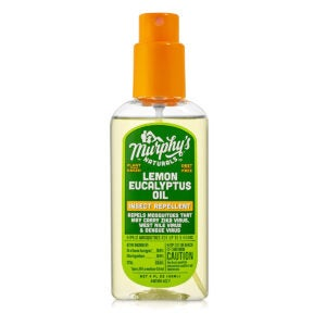 Best Insect Repellent Options: Murphy's Naturals Lemon Eucalyptus Oil Insect Repellent