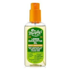 Best Insect Repellent Options: Murphy's Naturals Lemon Eucalyptus Oil Insect Repellent