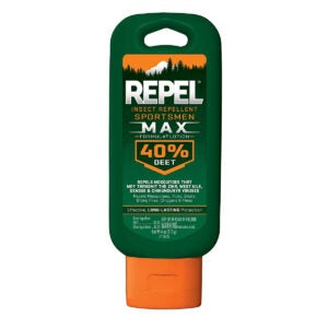 Best Insect Repellent Options: Repel Insect Repellent Sportsmen Max Formula Lotion