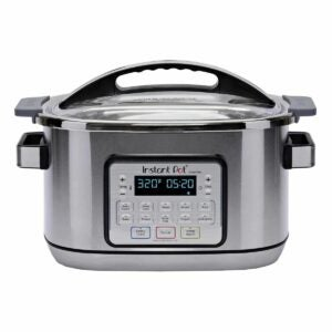 The Best Instant Pot Option: Instant Pot Aura Pro 11-in-1 Multicooker