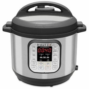 The Best Instant Pot Option: Instant Pot Duo 7-in-1 Electric Pressure Cooker