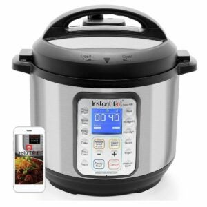 The Best Instant Pot Option: Instant Pot Smart WiFi 8-in-1 Electric Pressure Cooker