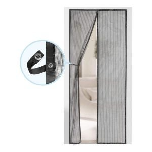 The Best Magnetic Screen Door Option: AUGO Magnetic Screen Door, Self-sealing
