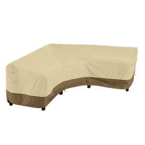 Best Outdoor Furniture Cover Options: Classic Accessories Veranda Water-Resistant