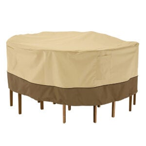 Best Outdoor Furniture Cover Options: Classic Accessories Veranda Water