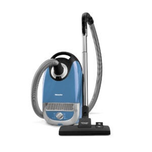 Best Canister Vacuum Options: Miele Complete C2 Hard Floor Canister Vacuum Cleaner
