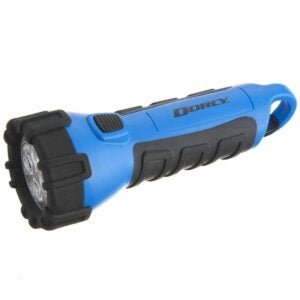 The Best Small Flashlights Option: Dorcy 55 Lumen Floating Waterproof LED Flashlight