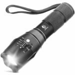 The Best Small Flashlights Option: YIFENG XML T6 Tactical Ultra Bright LED Flashlight