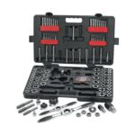 Die Wrench Set Accuracy Durability Screw Thread Tap Die Set CNC Machining for Thread Processing Manual Threading