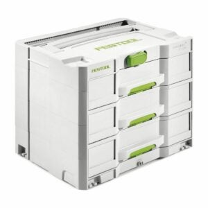 The Best Tool Chests Option: Festool 200119 SYS 4 Sortainer