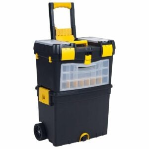 The Best Tool Chests Option: Stalwart Heavy Duty Rolling Toolbox