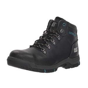 Best Work Boot Options: Caterpillar Women's Mae Steel Toe Waterproof Boot