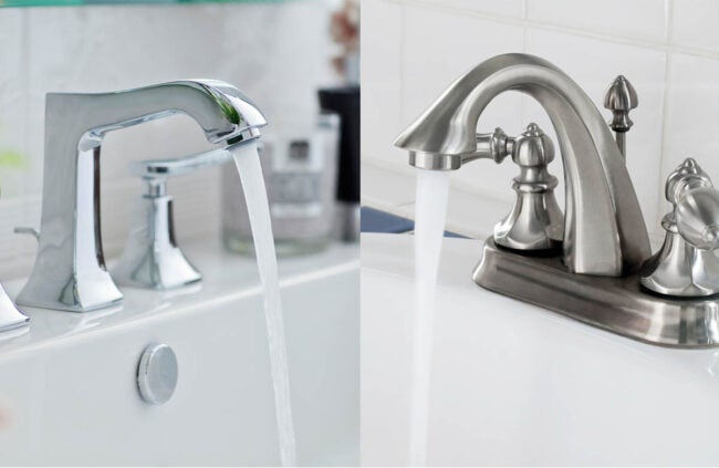 What's the Difference? Chrome vs. Brushed Nickel