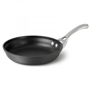 The Best Omelette Pan Option: Calphalon Contemporary Hard-Anodized Aluminum Omelette Pan