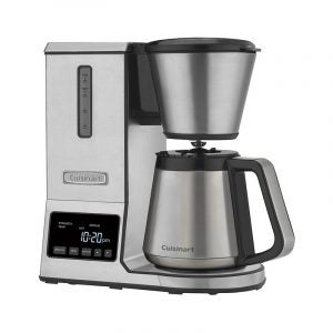 The Best Thermal Carafe Coffee Maker Option: Cuisinart CPO-850 Coffee Brewer